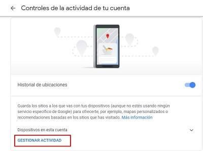 como localizar tu móvil con google maps