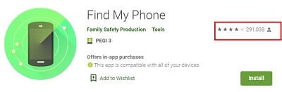 localizar celular perdido con find my phone