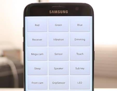 Códigos Samsung