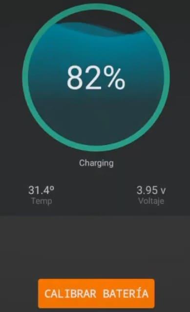 calibrar batería