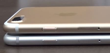 iPhone botones