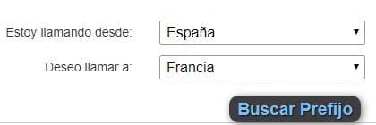 llamar de España