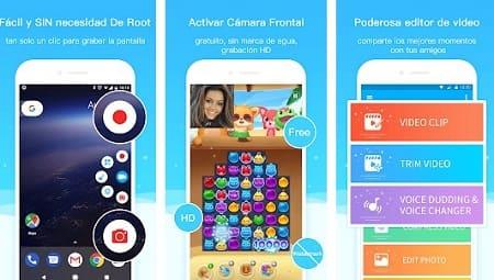 Grabador app