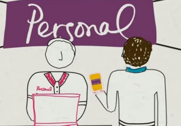 Personal tarjeta SIM