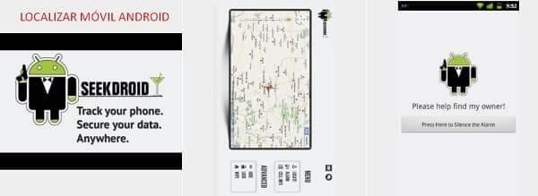 Apps para rastrear el móvil con función satelital