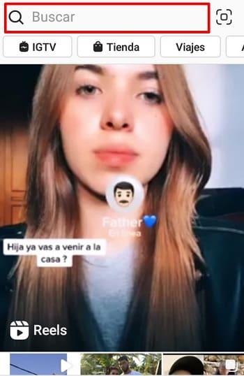 Cómo ubicar personas en Instagram