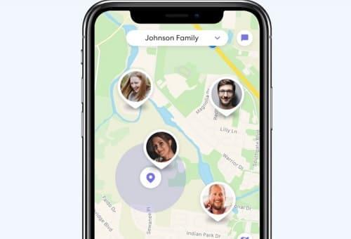 GPS localizador de personas