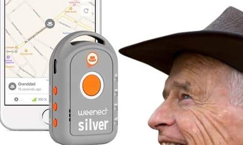 GPS localizar personas