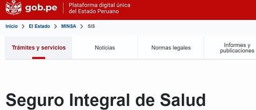 Buscar por DNI Registro Perú