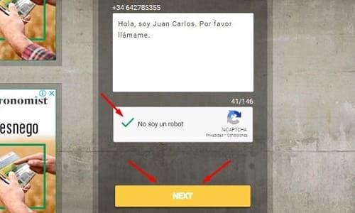 Globfone SMS gratis