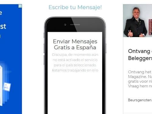 SMS gratis google