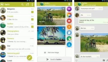 Aplicación para enviar SMS sin coste