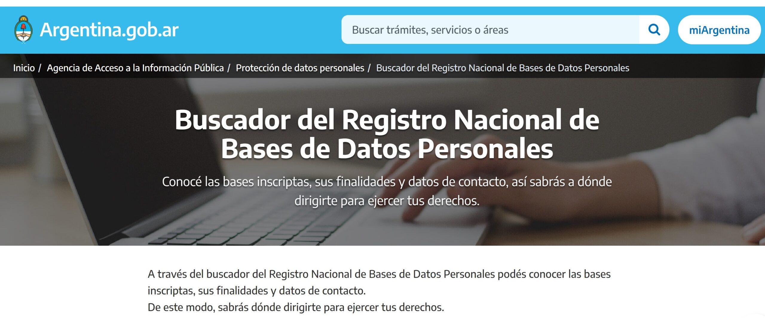 Cómo buscar personas en Internet en Argentina